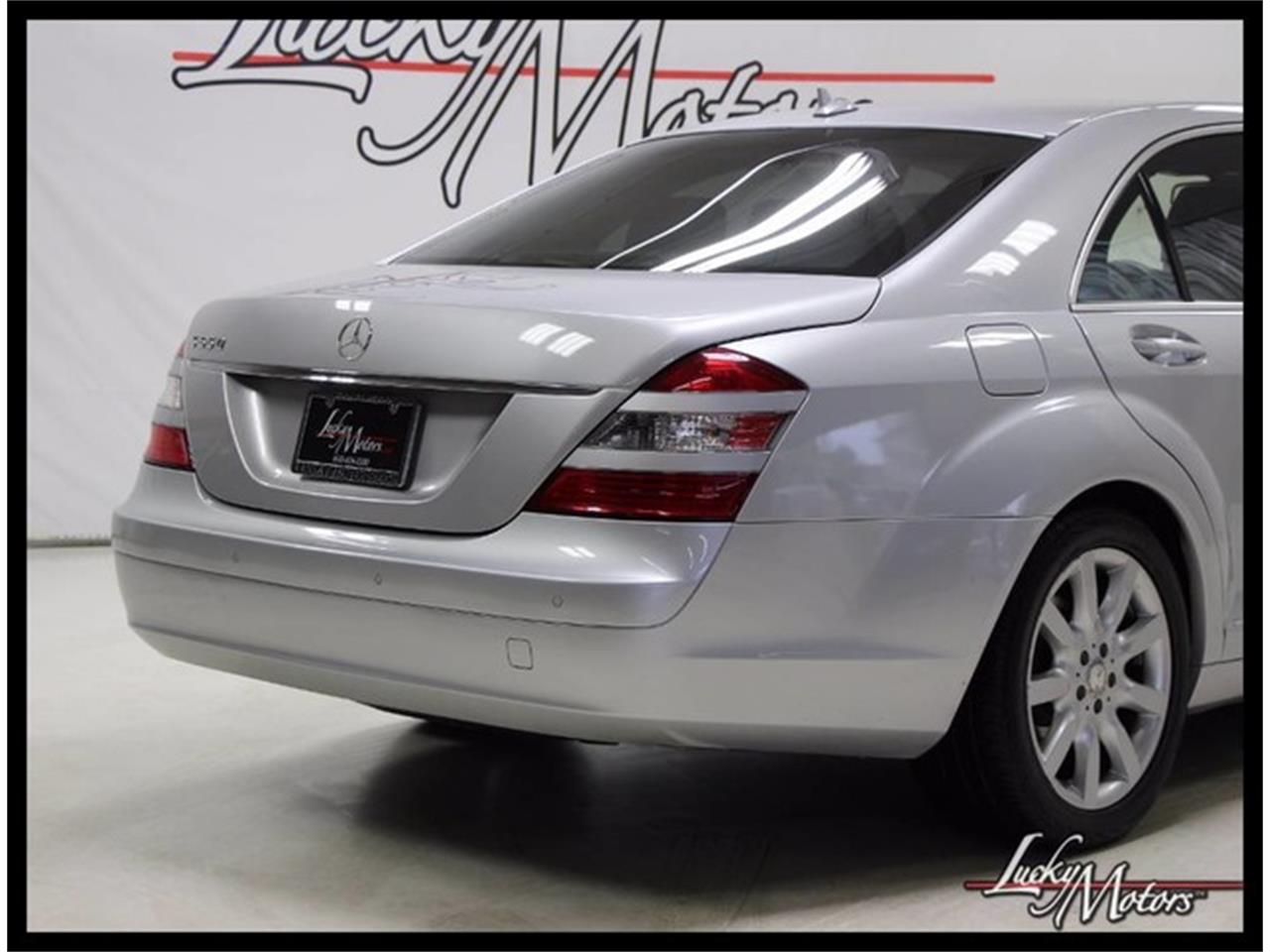 Large Picture of '08 Mercedes-Benz S-Class located in Elmhurst Illinois - M4BQ