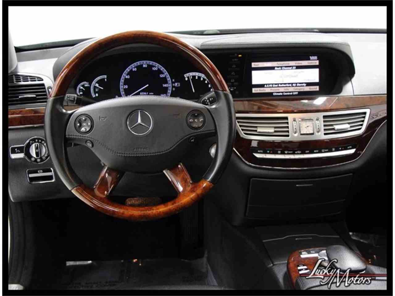 Large Picture of '08 S-Class - M4BQ