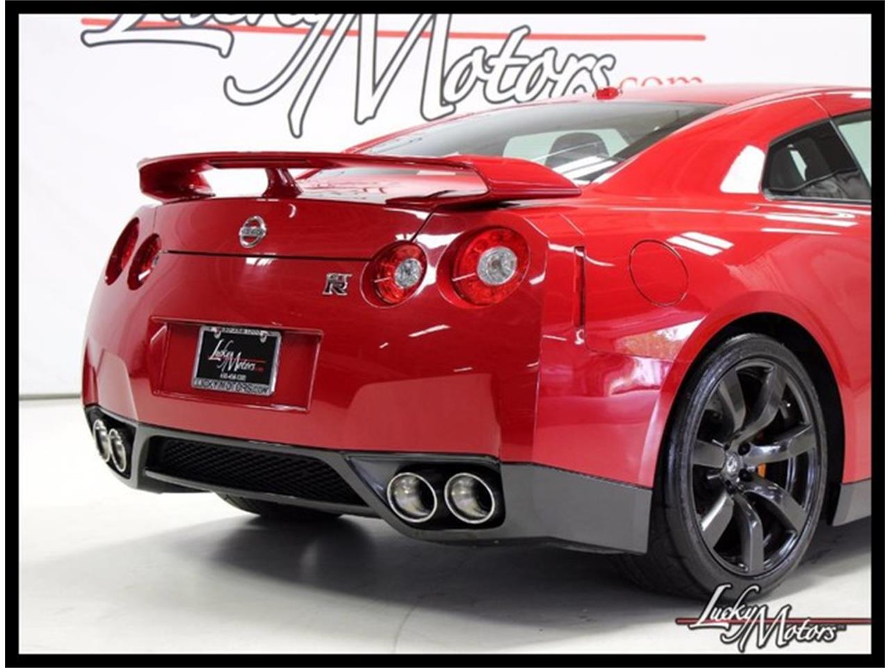 Large Picture of '10 GT-R - M4BU