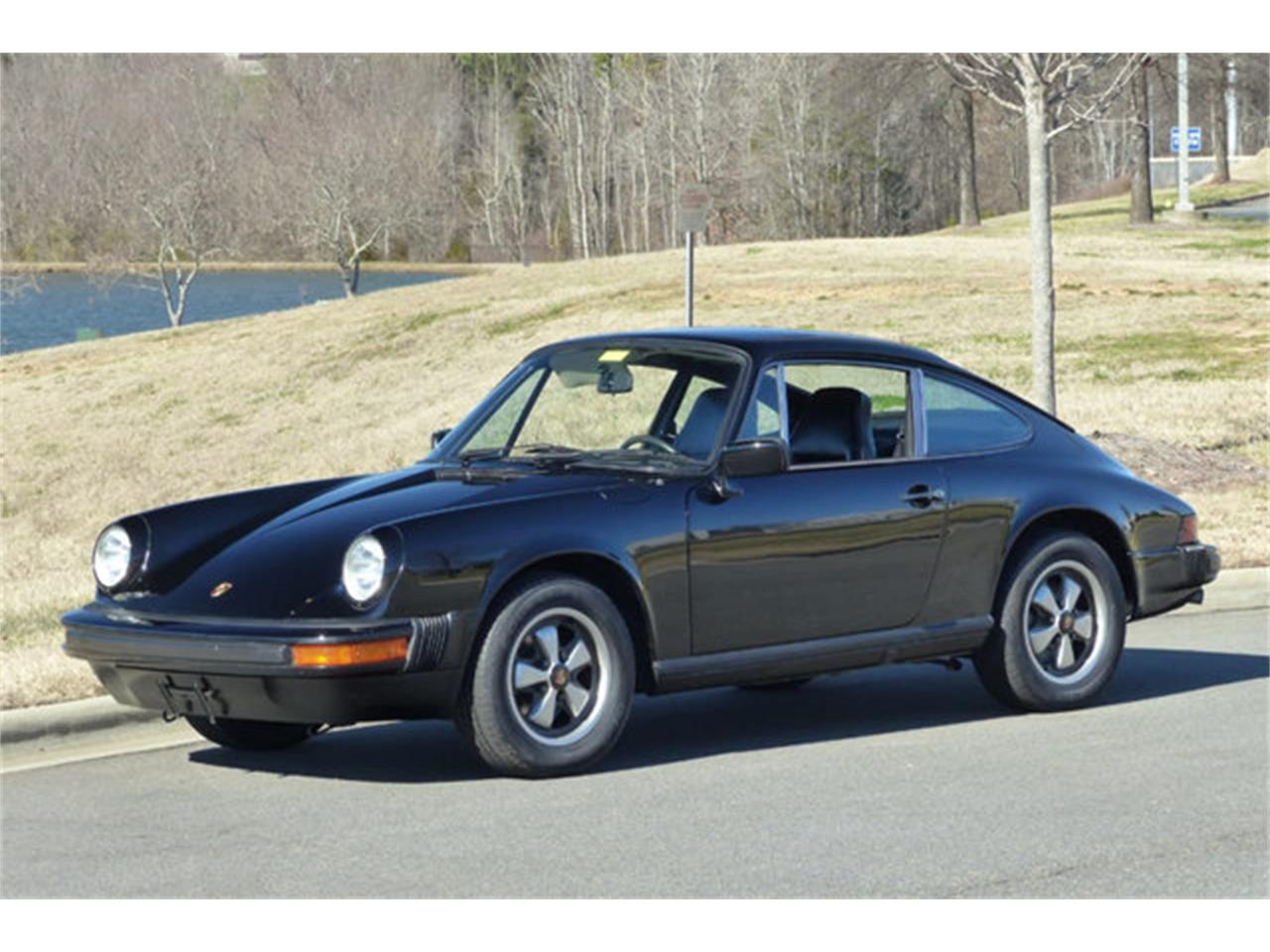 Large Picture of '77 Porsche 911 Carrera S located in North Carolina - $58,990.00 - M2WU