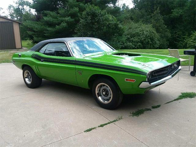 Classic Dodge Challenger R T For Sale On Classiccars Com