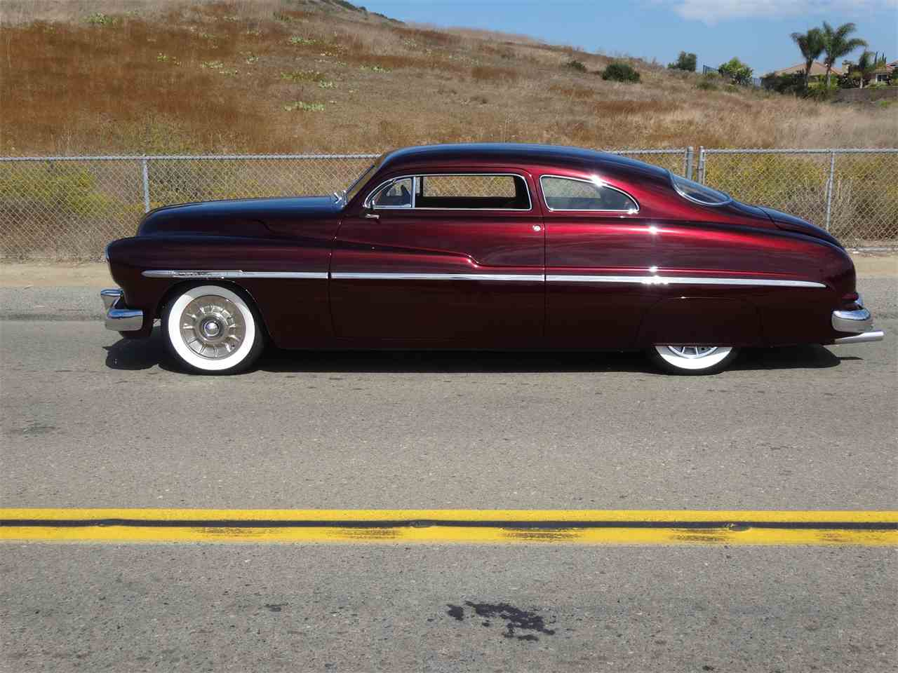 1950 mercury custom for sale cc 1032083. Black Bedroom Furniture Sets. Home Design Ideas