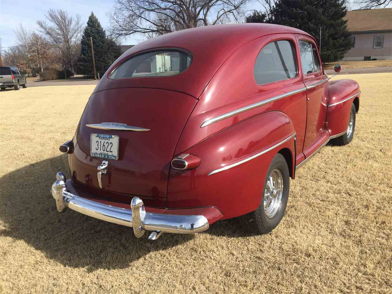 Large Picture of Classic '48 Ford Super Deluxe located in Kansas - $15,000.00 Offered by a Private Seller - M4DA