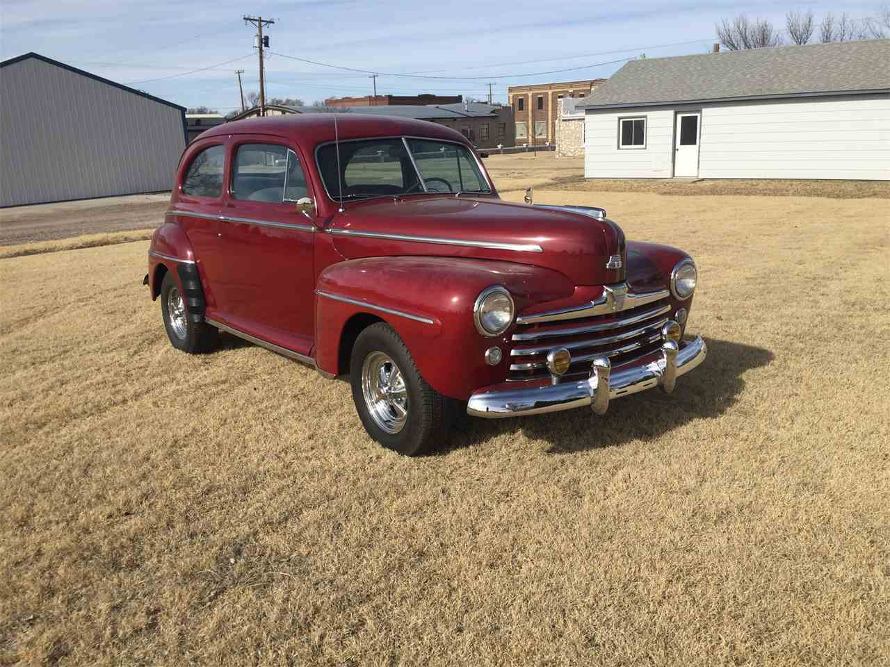 Large Picture of Classic 1948 Ford Super Deluxe - M4DA