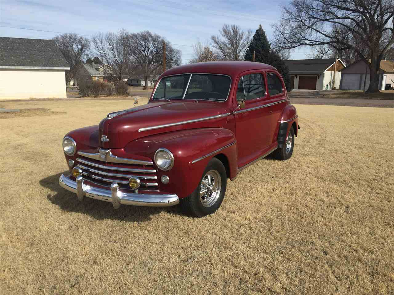 Large Picture of Classic '48 Ford Super Deluxe located in Bird City Kansas Offered by a Private Seller - M4DA