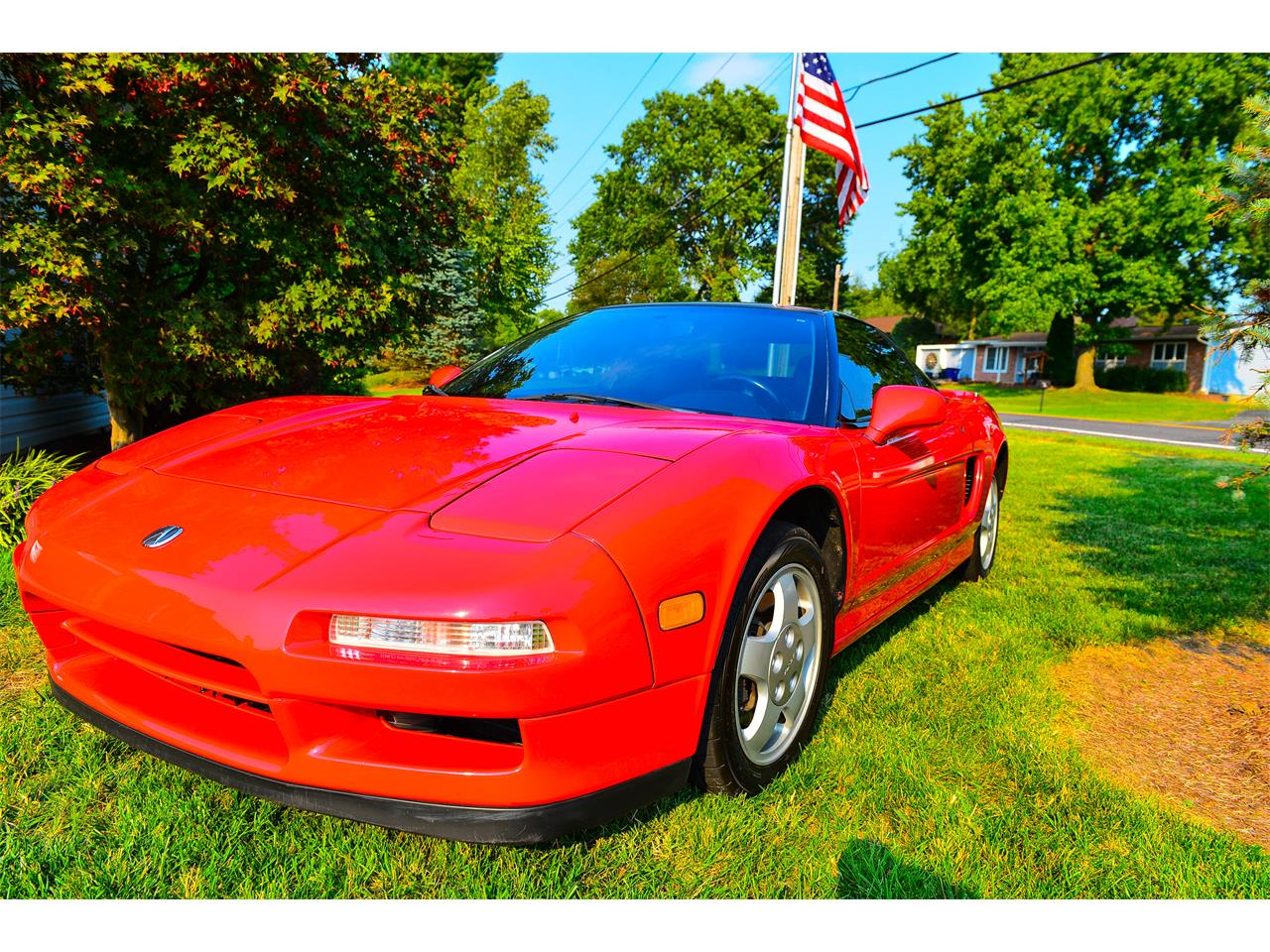 Large Picture of 1993 Acura NSX located in St. Louis Missouri - $55,500.00 Offered by a Private Seller - M4DD