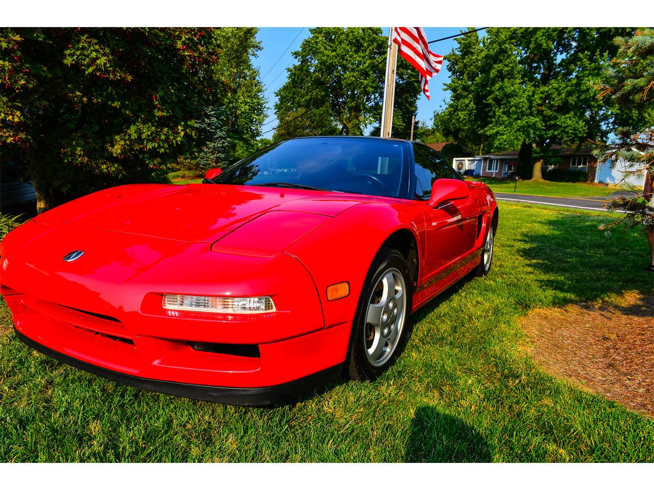 Large Picture of 1993 Acura NSX - M4DD