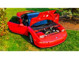 Picture of 1993 NSX - M4DD