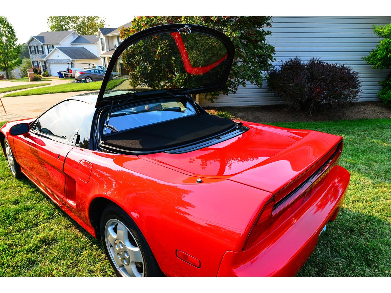 Large Picture of '93 Acura NSX - $55,500.00 - M4DD