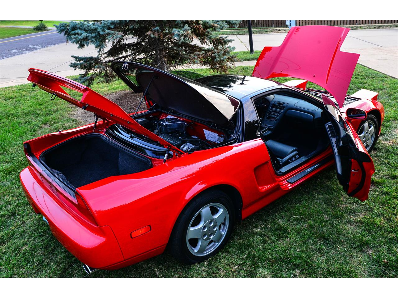 Large Picture of '93 Acura NSX located in Missouri - M4DD