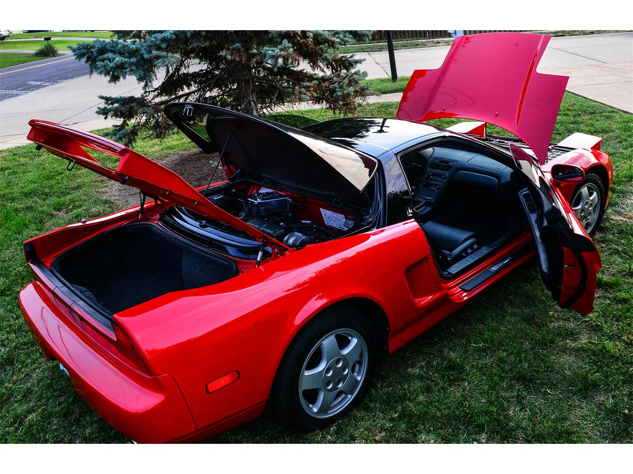 Large Picture of 1993 Acura NSX - $55,500.00 - M4DD