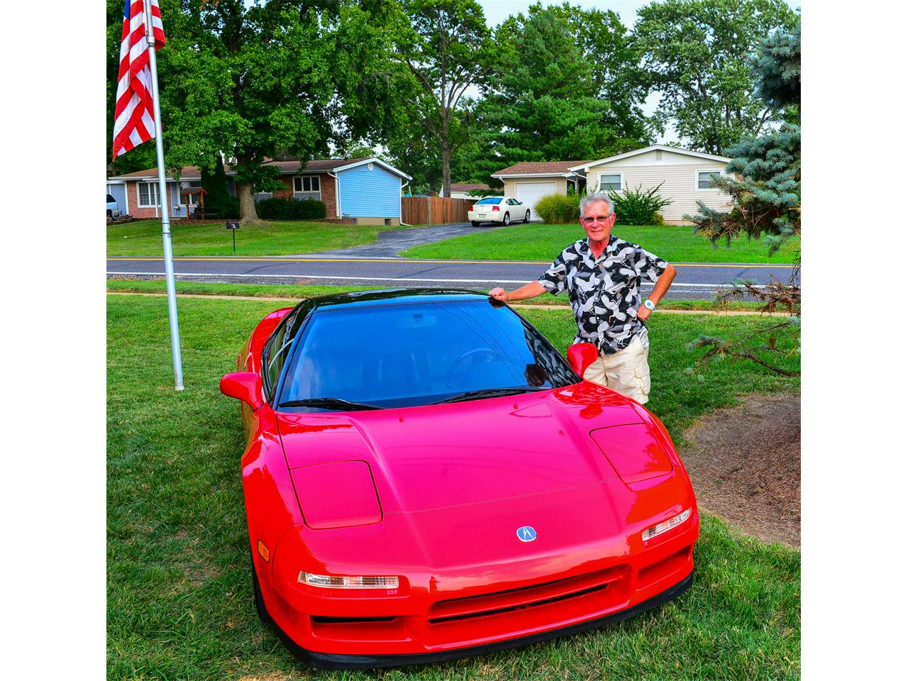 Large Picture of 1993 Acura NSX Offered by a Private Seller - M4DD