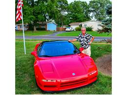 Picture of 1993 Acura NSX located in St. Louis Missouri - M4DD