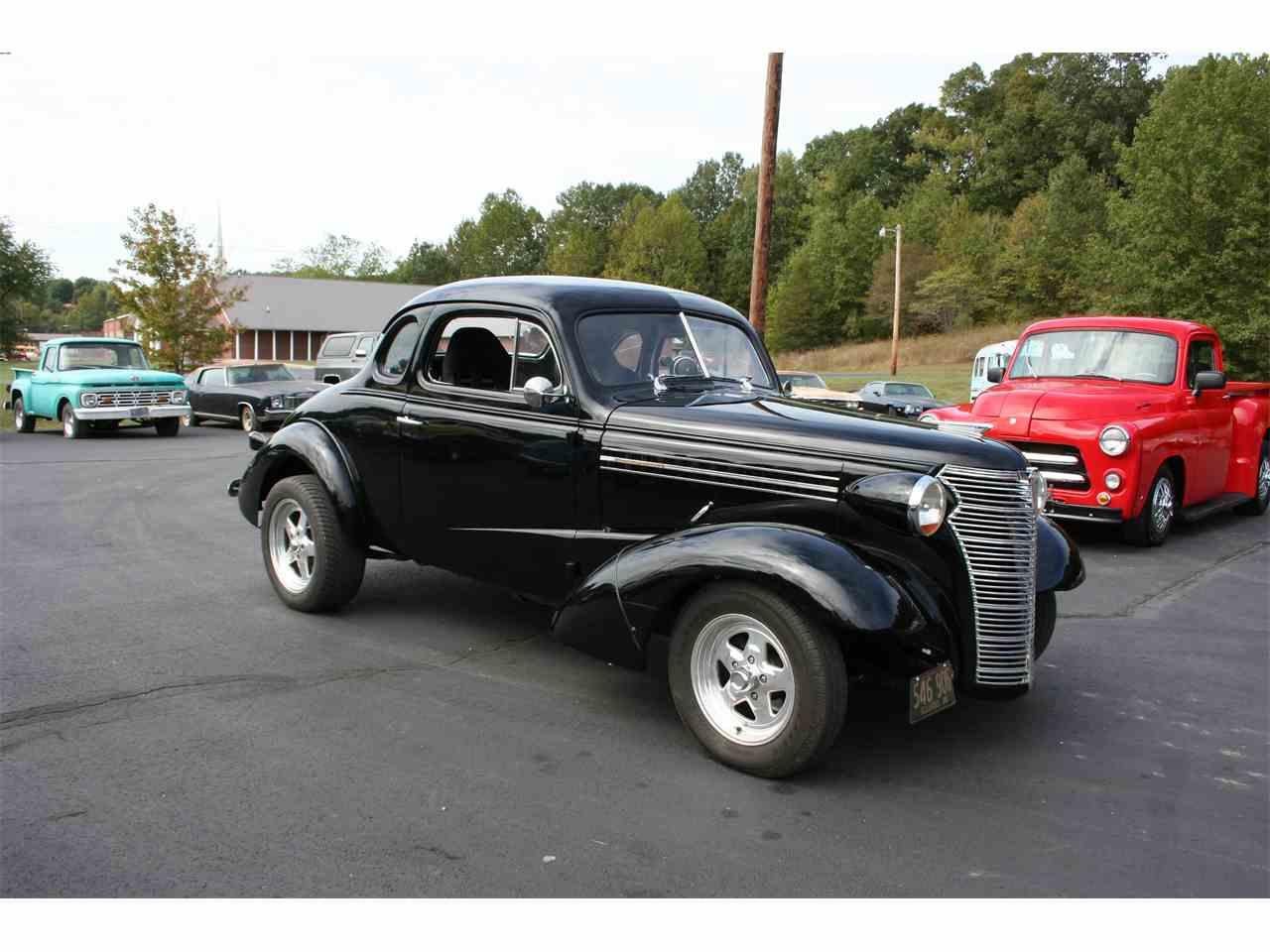 1938 Chevrolet Coupe for Sale | ClicCars.com | CC-1032105
