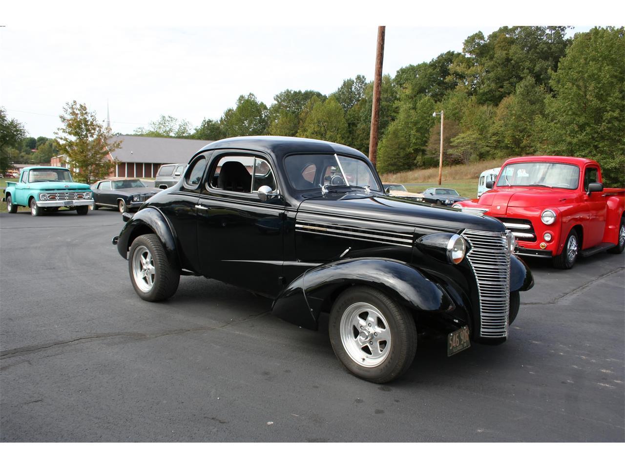 1938 Chevrolet Coupe For Sale Classiccars Com Cc 1032105