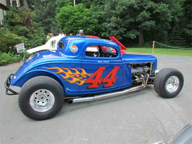 Picture of '33 Chopped Coupe - M4DM