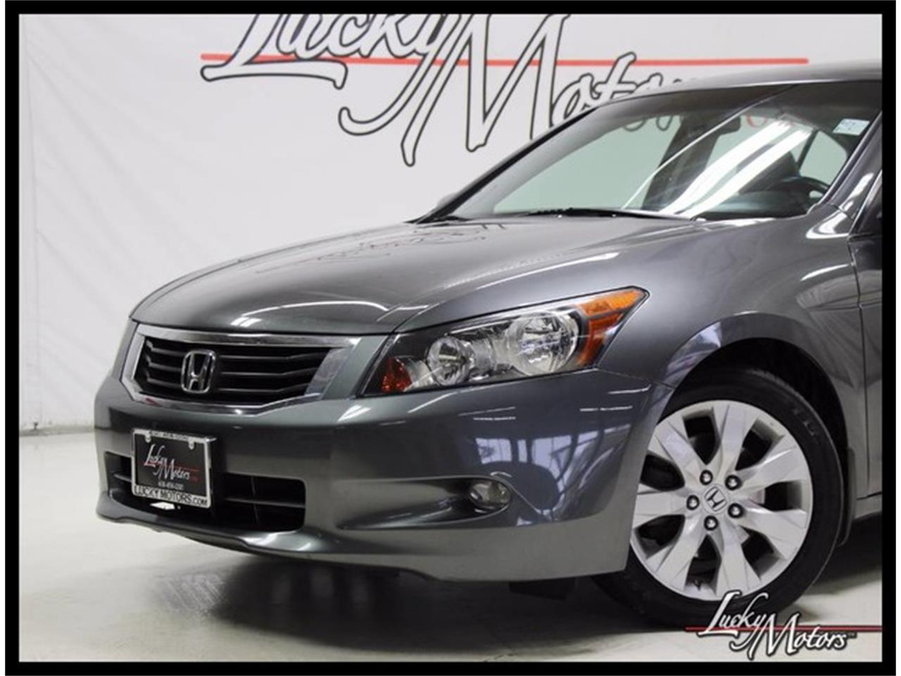 Large Picture of 2010 Accord - M4E6