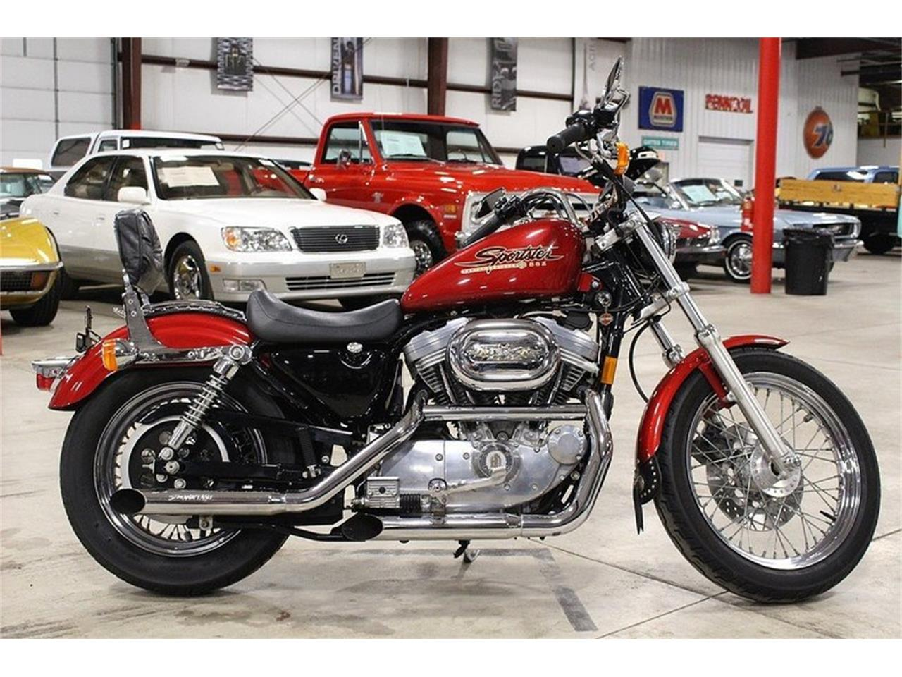 Large Picture of '98 Sportster - M4E8