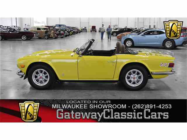 Picture of '74 TR6 - M4EF