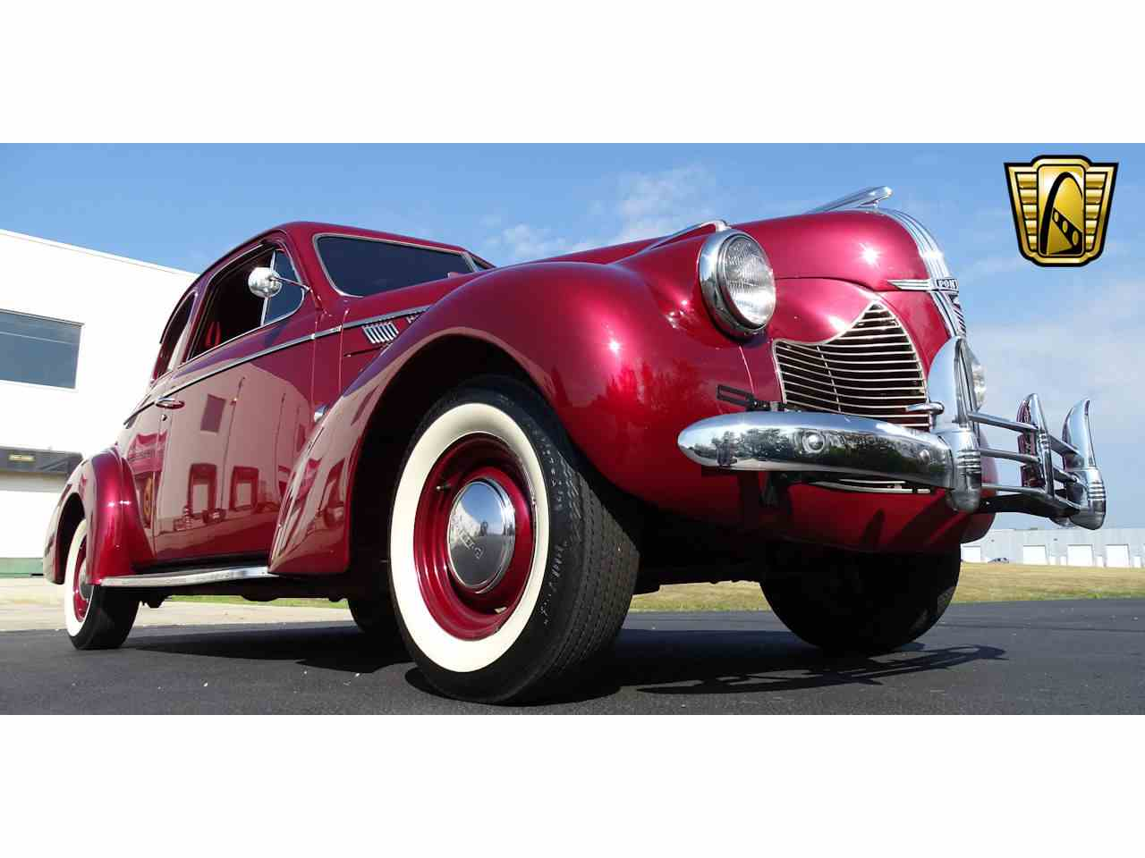 Large Picture of Classic 1940 Silver Streak - $22,595.00 Offered by Gateway Classic Cars - Indianapolis - M4EL