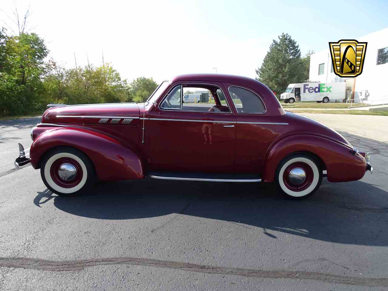 Large Picture of Classic 1940 Pontiac Silver Streak Offered by Gateway Classic Cars - Indianapolis - M4EL