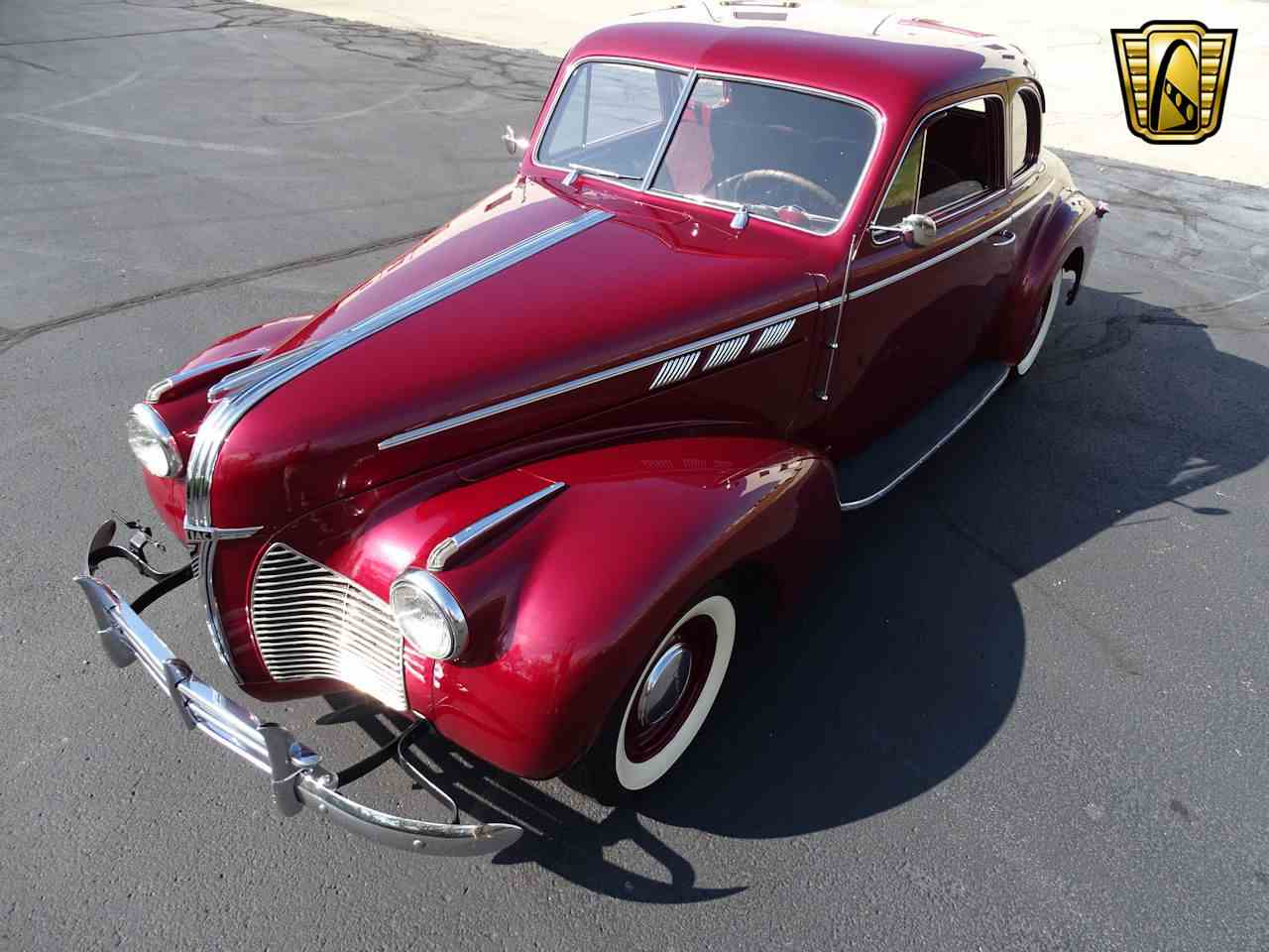 Large Picture of Classic 1940 Pontiac Silver Streak located in Indiana Offered by Gateway Classic Cars - Indianapolis - M4EL
