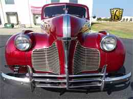 Picture of 1940 Pontiac Silver Streak located in Indianapolis Indiana - $22,595.00 Offered by Gateway Classic Cars - Indianapolis - M4EL