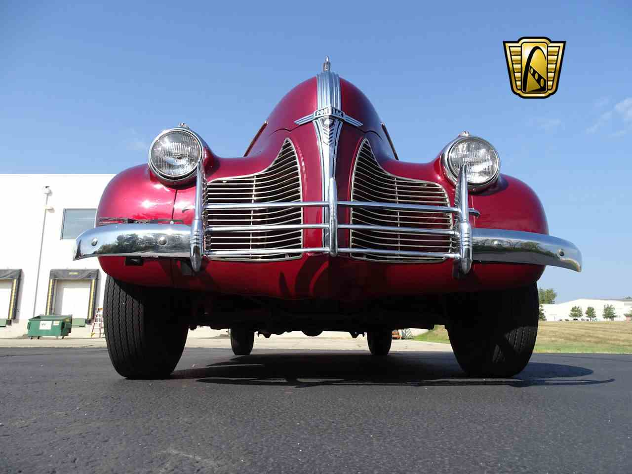 Large Picture of Classic '40 Silver Streak - $22,595.00 Offered by Gateway Classic Cars - Indianapolis - M4EL