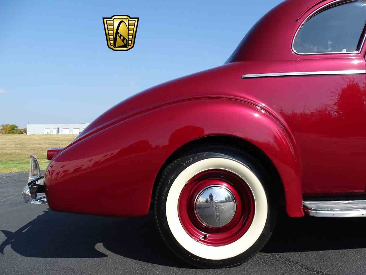 Large Picture of Classic 1940 Pontiac Silver Streak - $22,595.00 Offered by Gateway Classic Cars - Indianapolis - M4EL