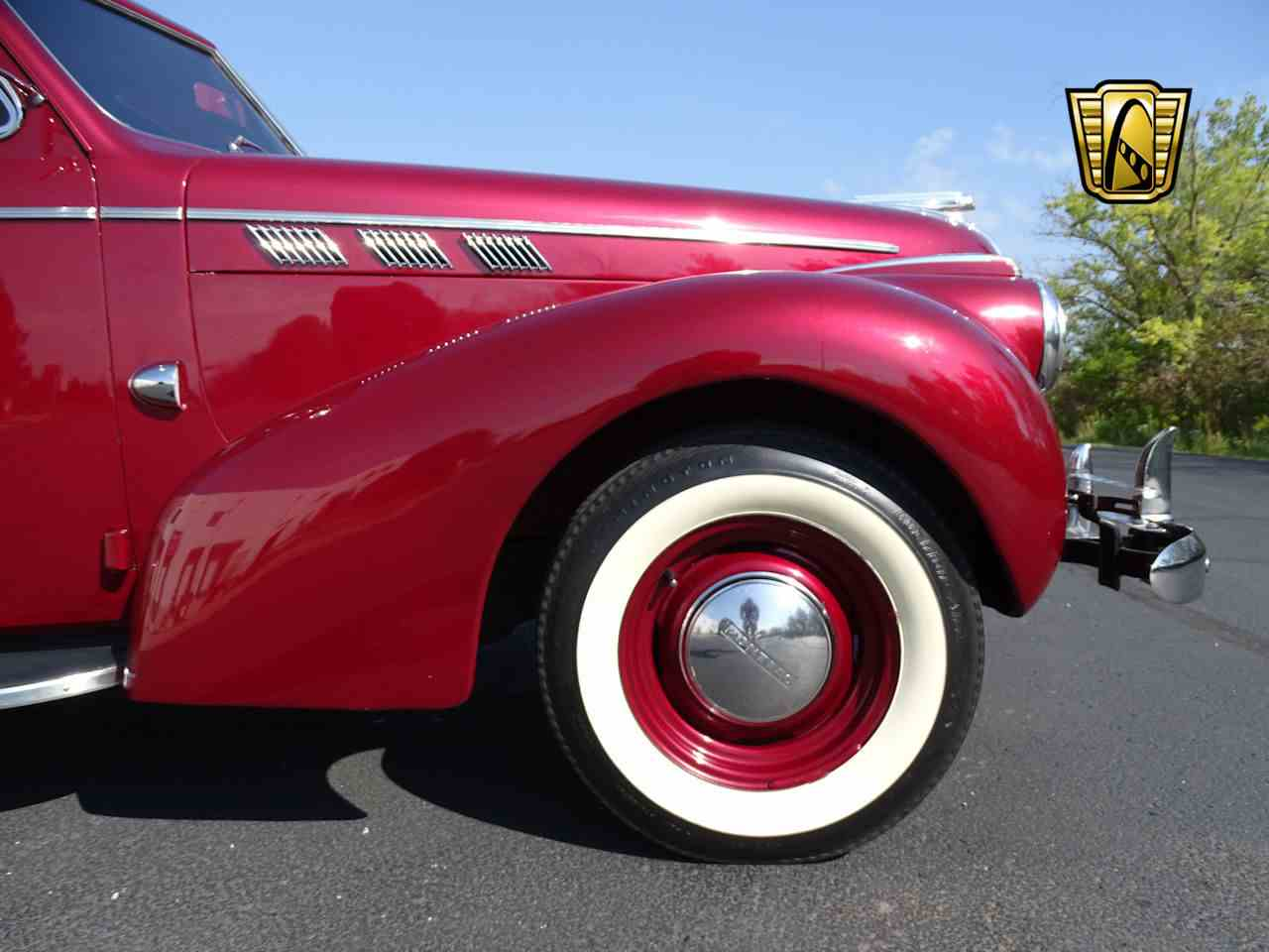 Large Picture of '40 Pontiac Silver Streak Offered by Gateway Classic Cars - Indianapolis - M4EL