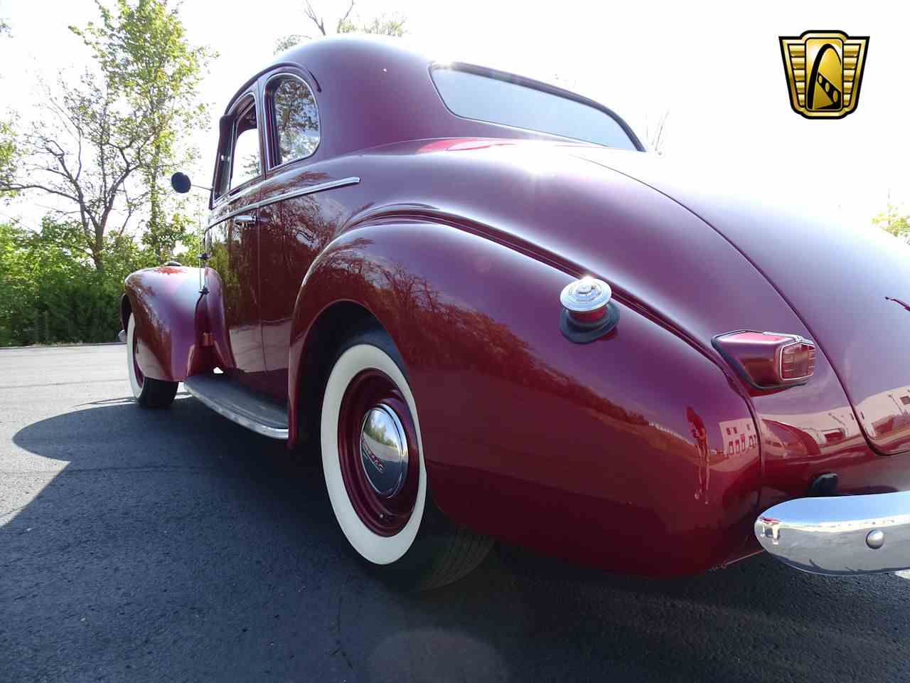 Large Picture of 1940 Silver Streak - $22,595.00 Offered by Gateway Classic Cars - Indianapolis - M4EL