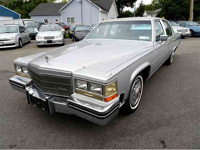 boston sale de fleetwood grill brougham elegance cadillac for ma