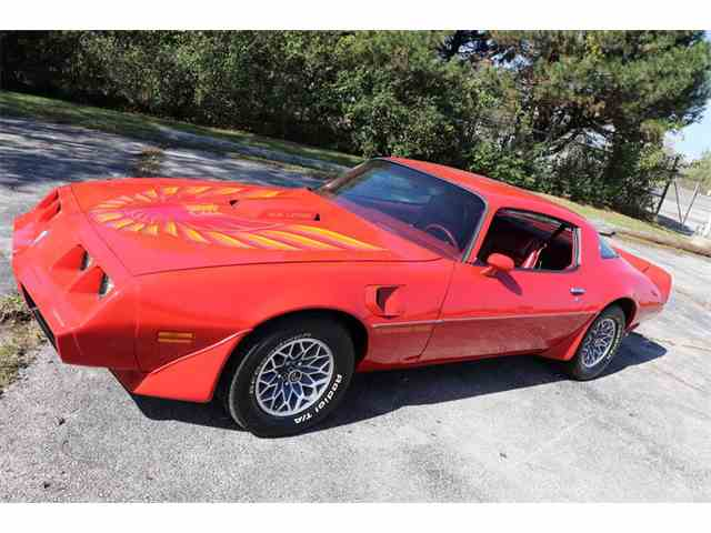 Picture of '79 Pontiac Firebird Trans Am located in Illinois - $18,900.00 - M4F5
