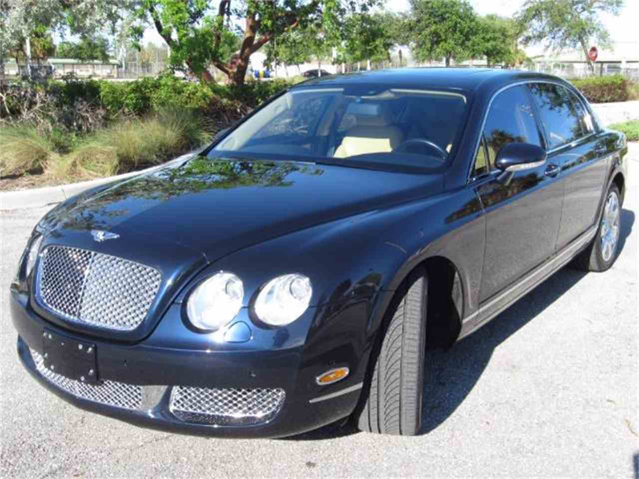 Large Picture of '06 Continental Flying Spur - M4FH