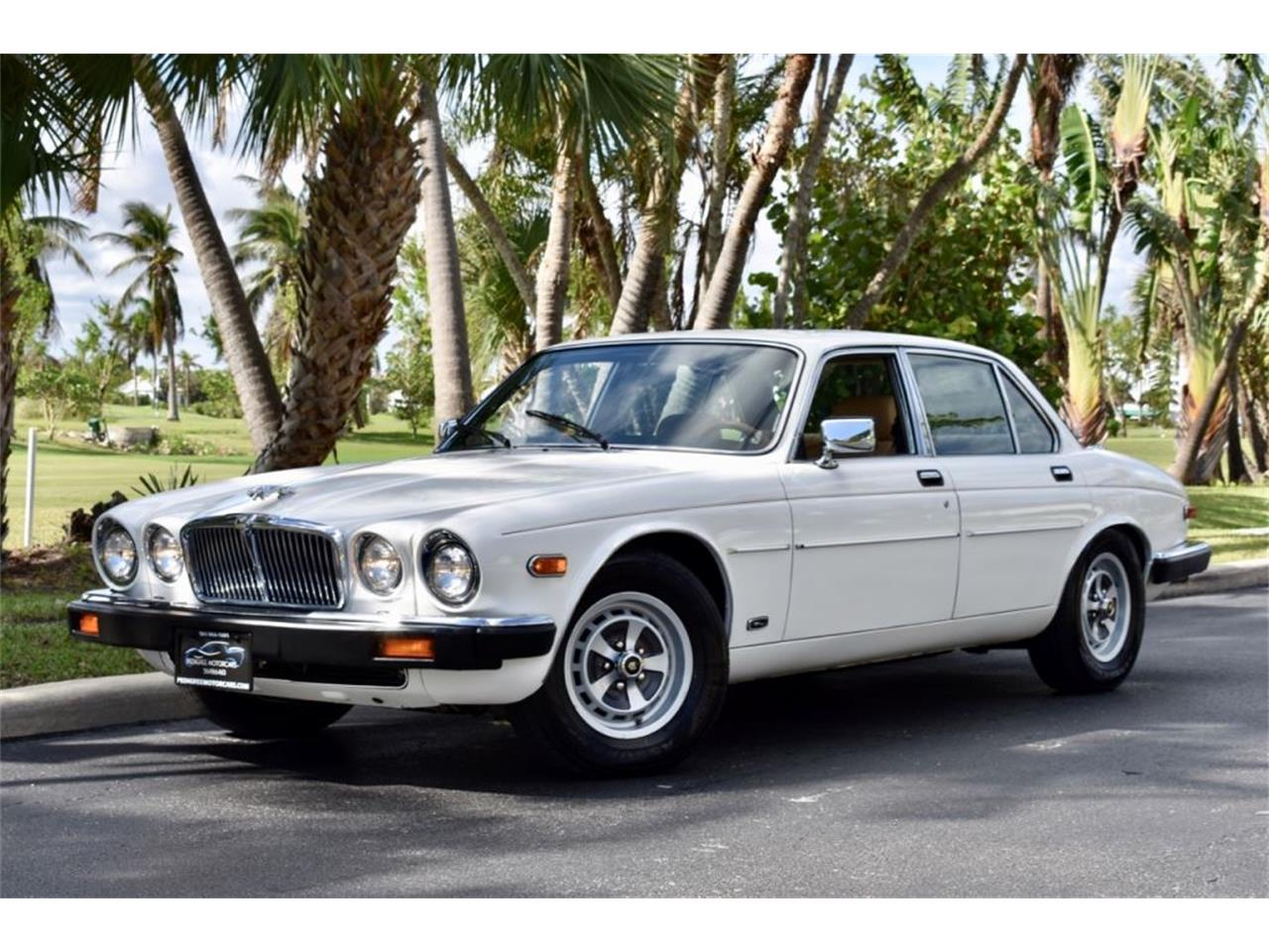 Large Picture of '85 XJ6 - M4IB