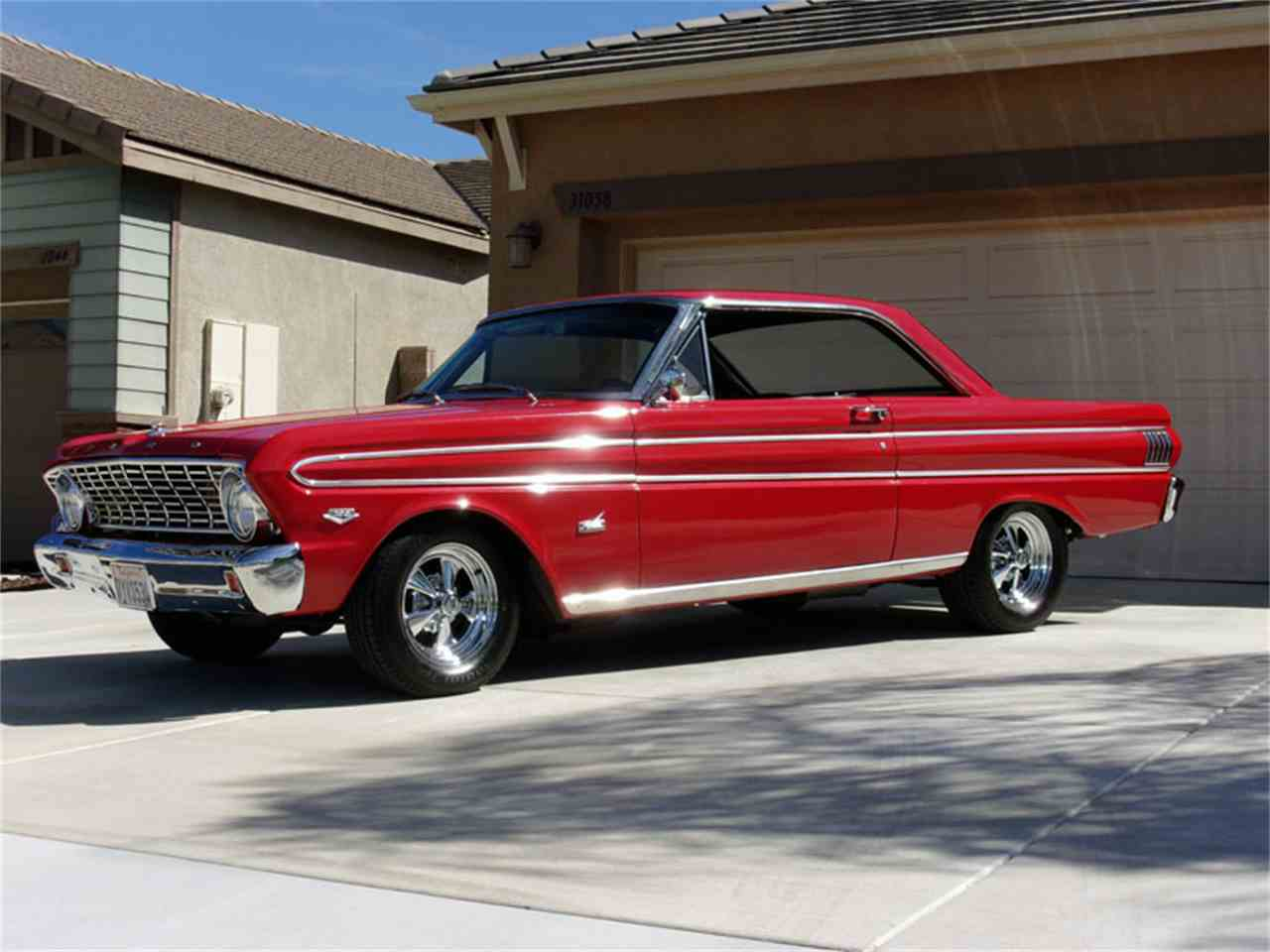 1964 ford falcon futura for sale classiccarscom cc