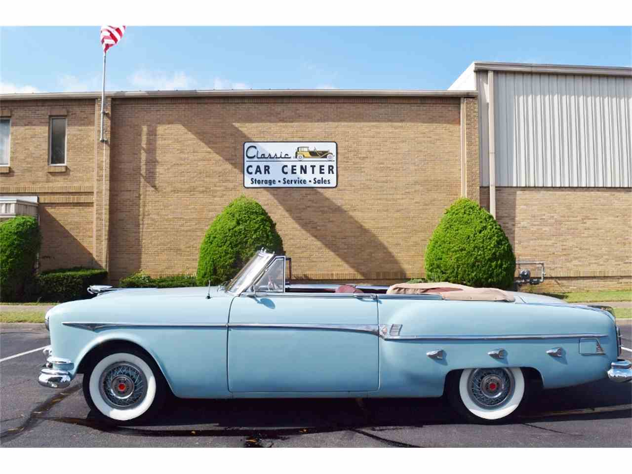 1953 packard convertible for sale cc 1032338. Black Bedroom Furniture Sets. Home Design Ideas