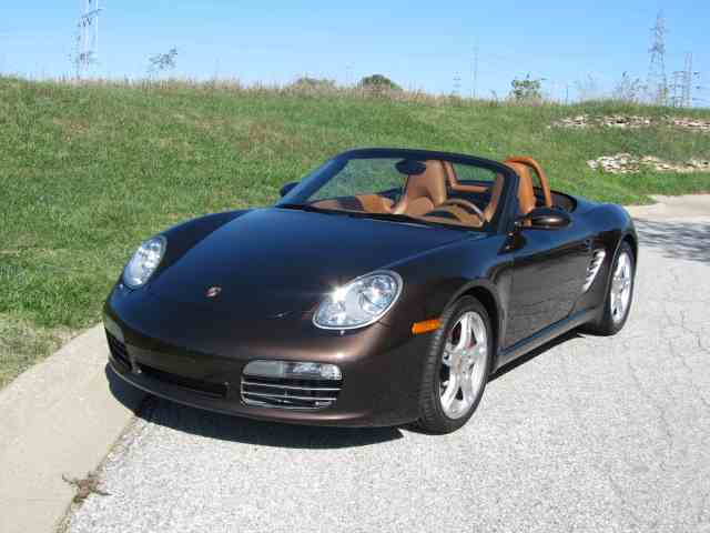 Picture of '08 Boxster - M4K7