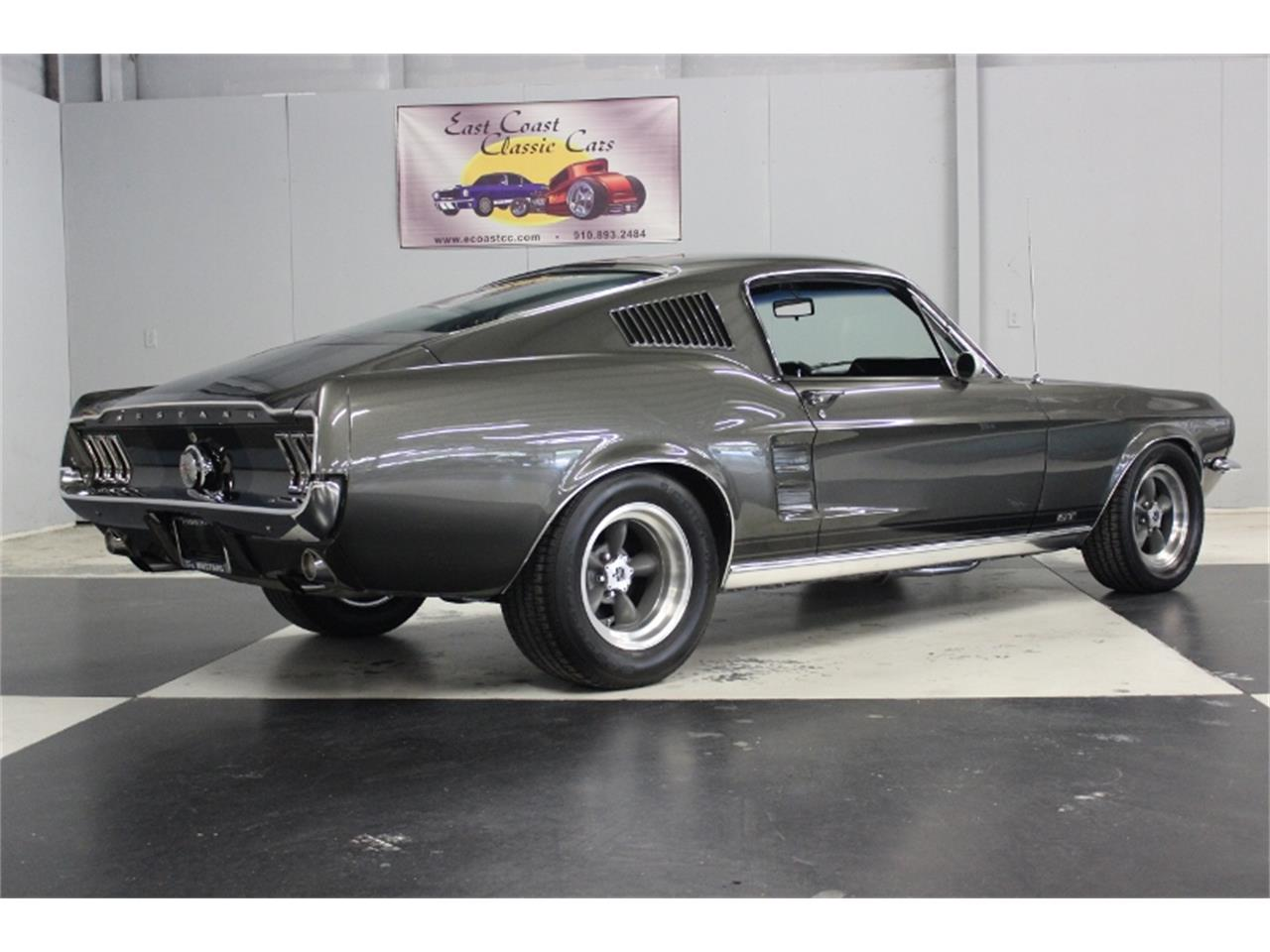 Large Picture of '67 Mustang - M4K9