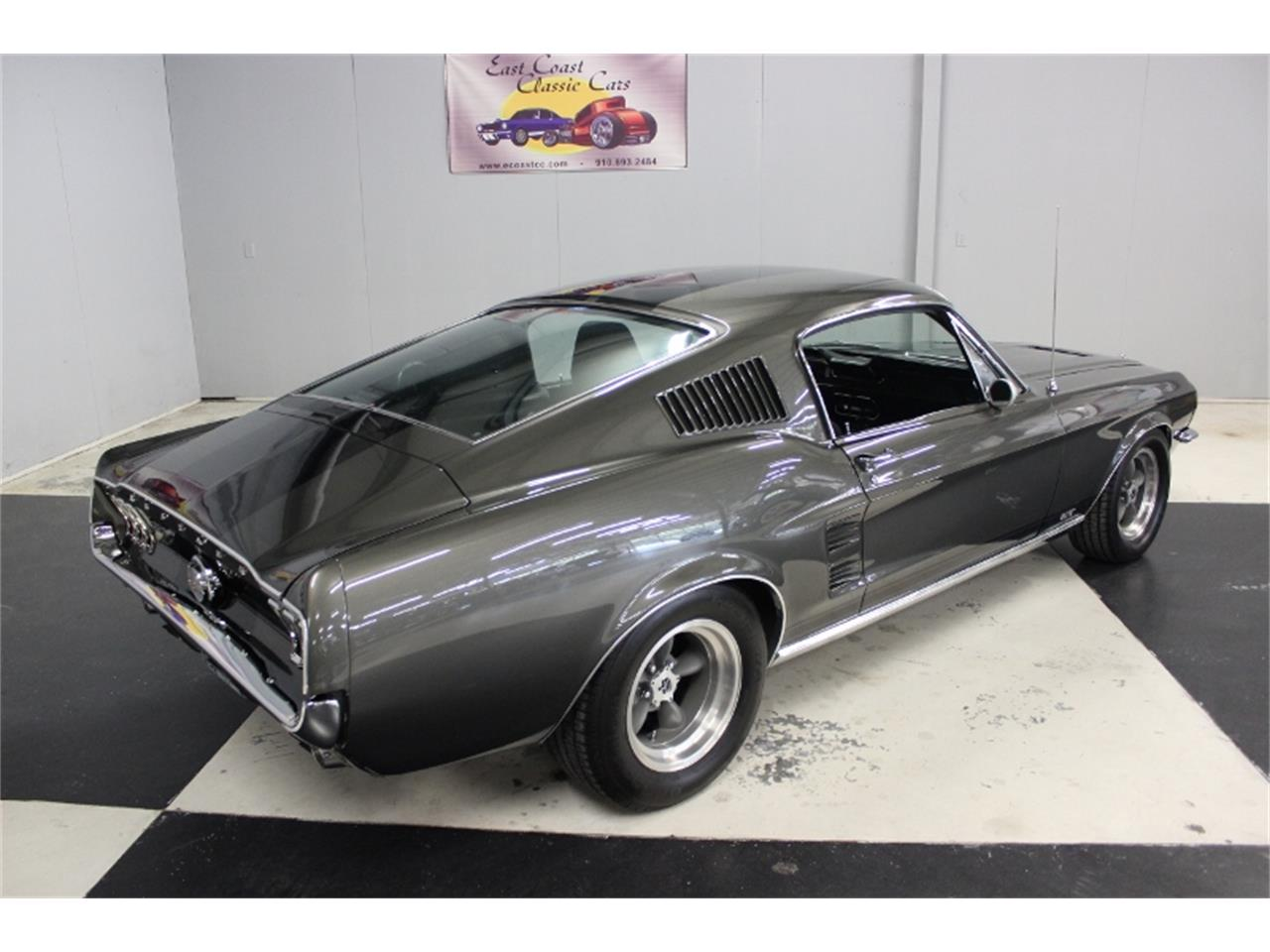 Large Picture of Classic 1967 Ford Mustang located in Lillington North Carolina - $77,900.00 Offered by East Coast Classic Cars - M4K9