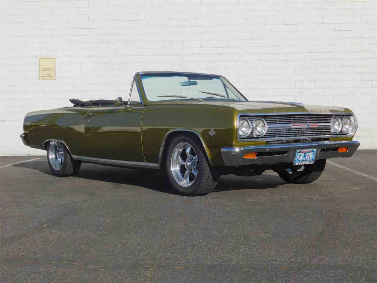 Large Picture of '65 Chevelle Malibu - M4KH