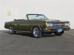 Picture of Classic 1965 Chevrolet Chevelle Malibu located in Carson California Offered by Back in the Day Classics - M4KH