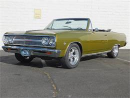Picture of Classic '65 Chevrolet Chevelle Malibu located in Carson California - $35,000.00 Offered by Back in the Day Classics - M4KH