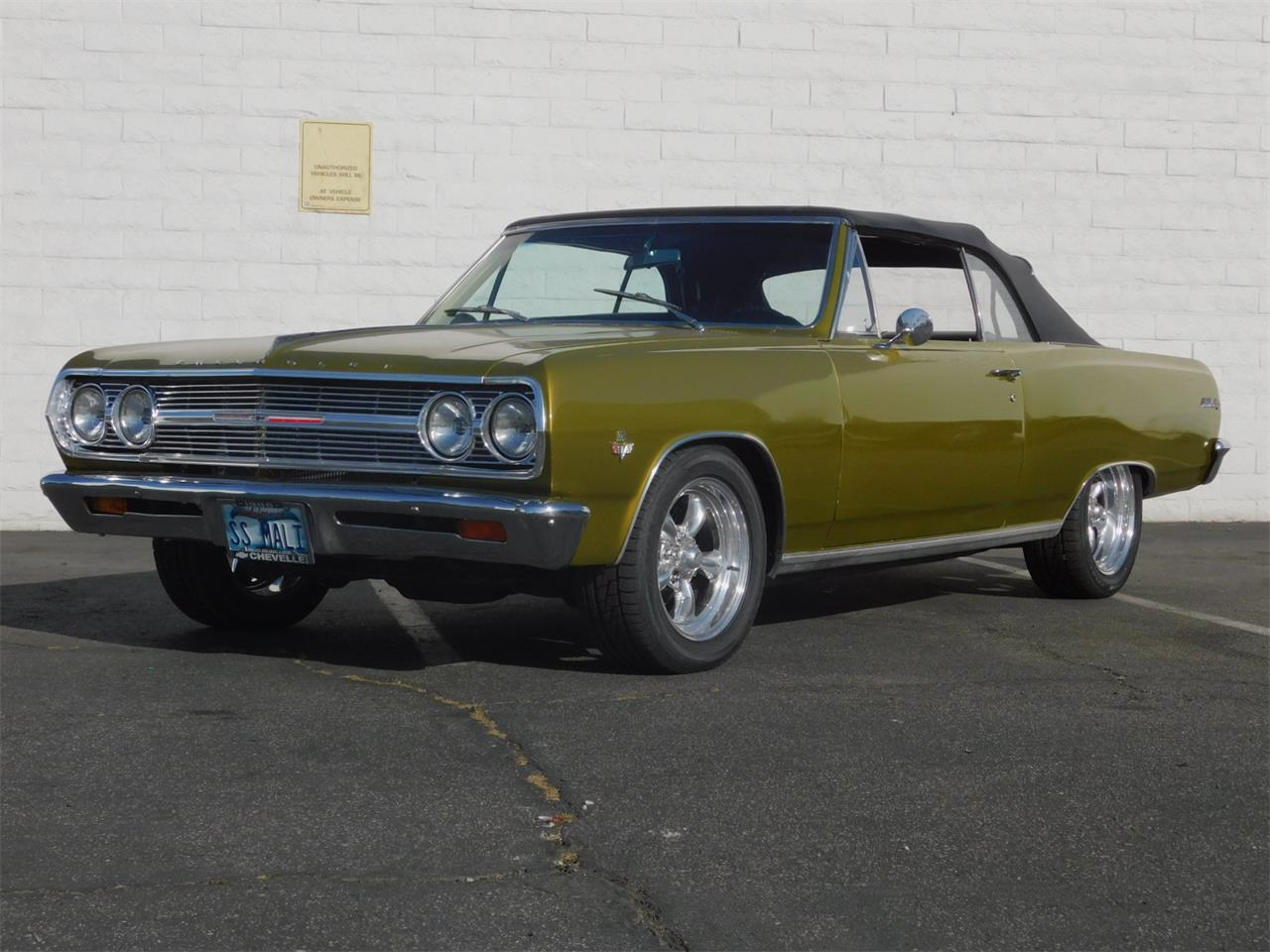 Large Picture of '65 Chevelle Malibu located in California - $35,000.00 Offered by Back in the Day Classics - M4KH