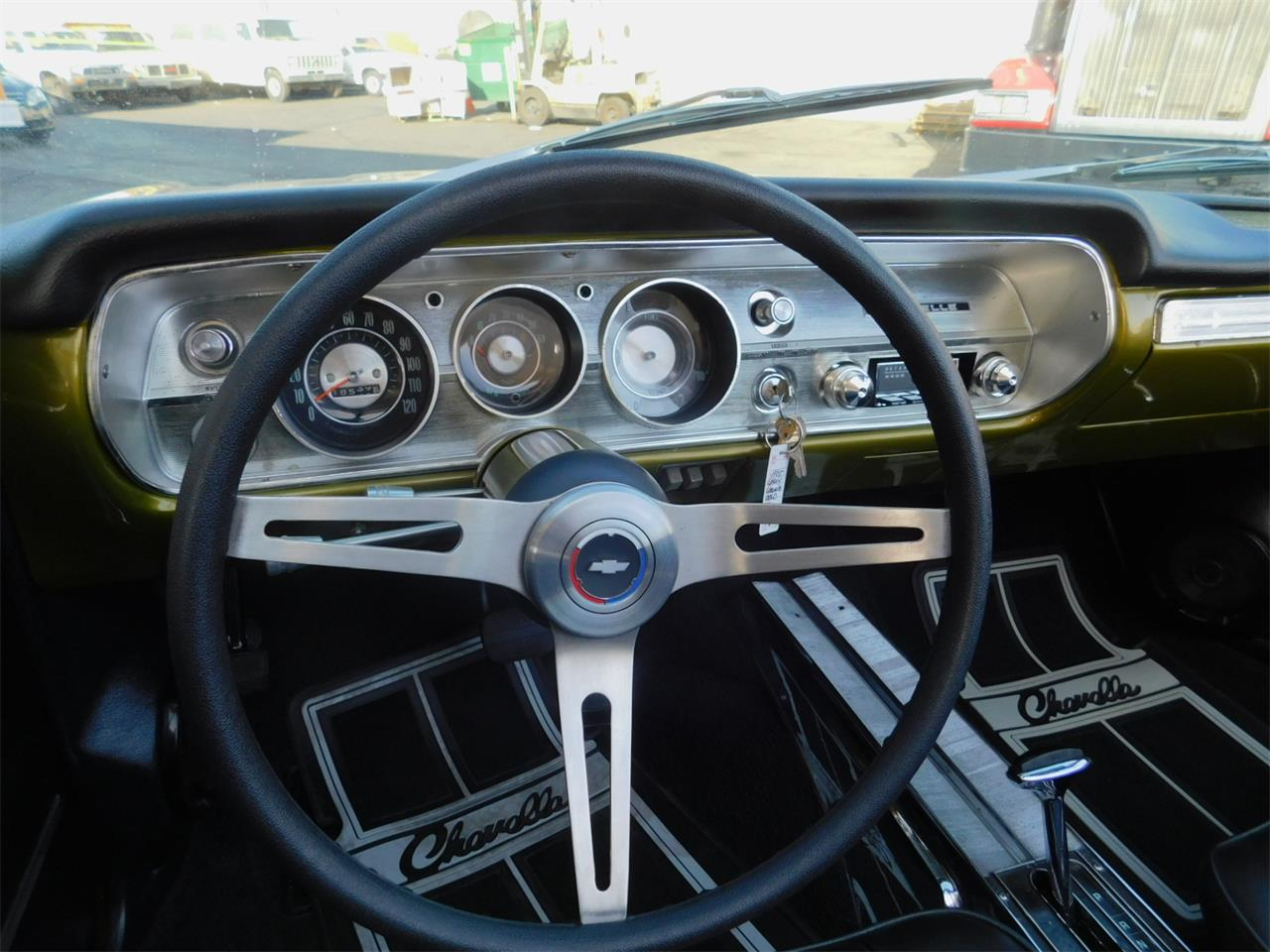 Large Picture of '65 Chevelle Malibu located in Carson California Offered by Back in the Day Classics - M4KH