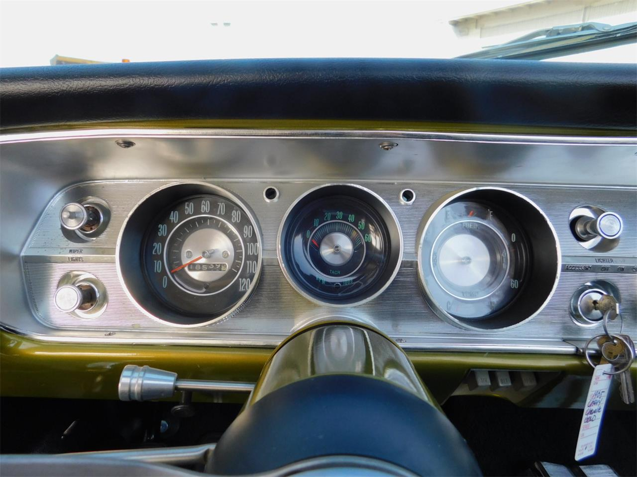 Large Picture of Classic 1965 Chevrolet Chevelle Malibu located in Carson California - $35,000.00 Offered by Back in the Day Classics - M4KH