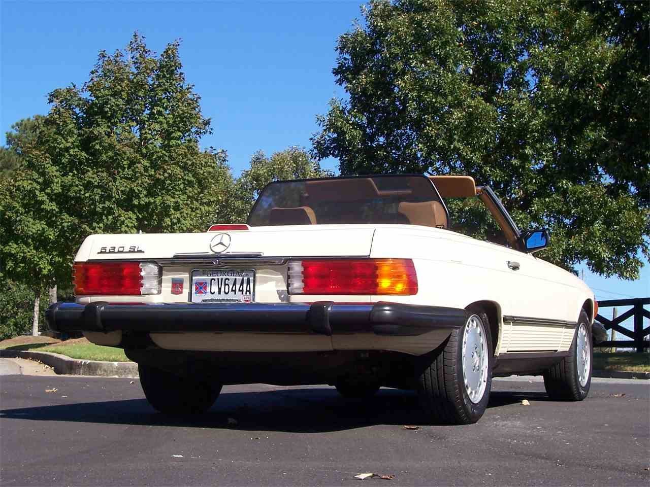 Large Picture of '89 560SL - $29,900.00 - M4KP
