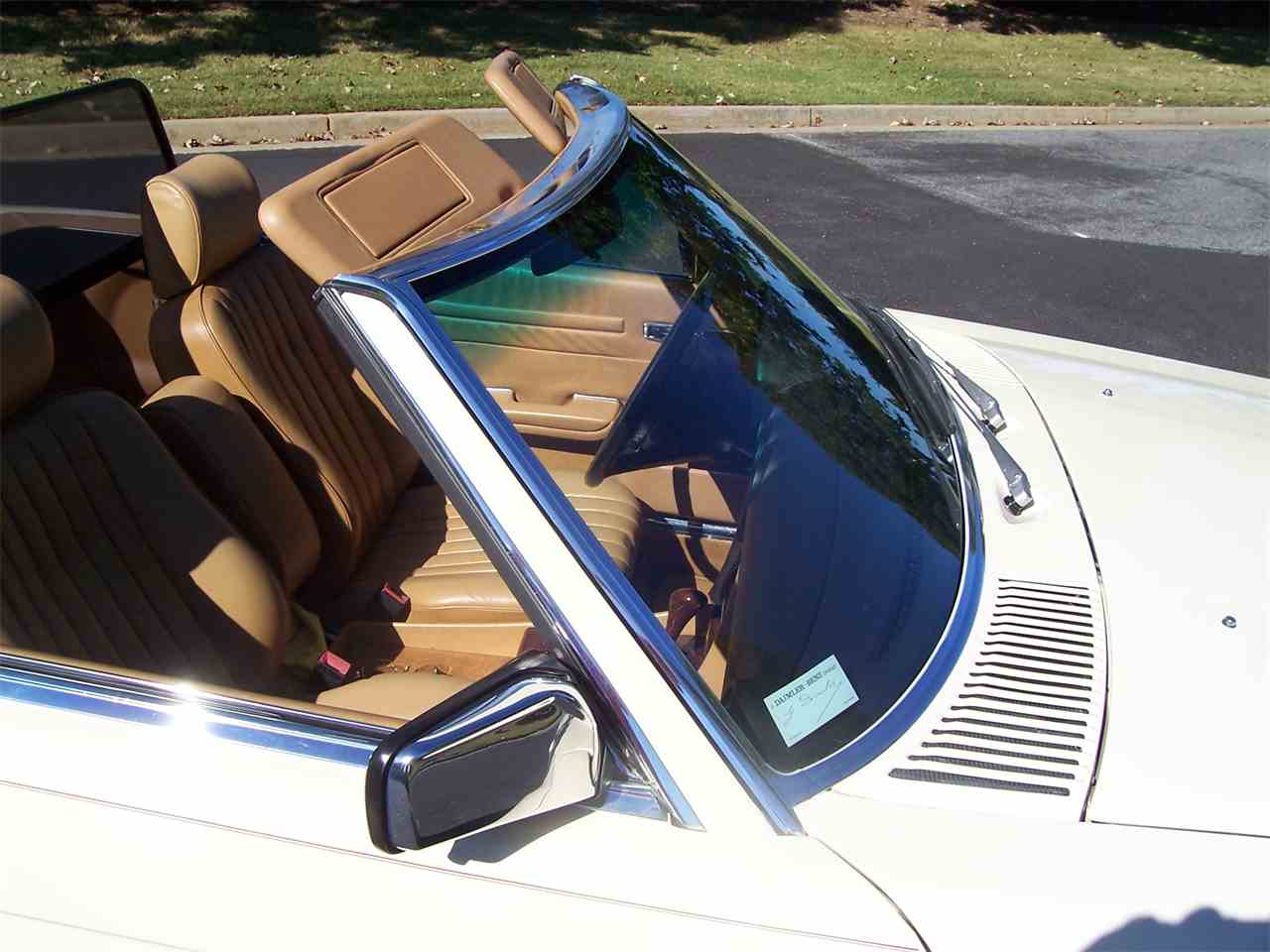 Large Picture of 1989 Mercedes-Benz 560SL - M4KP