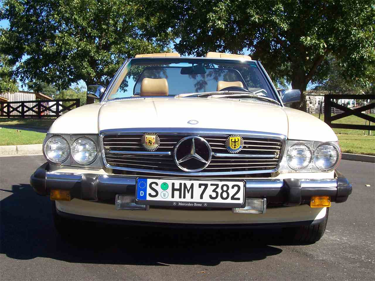 Large Picture of 1989 Mercedes-Benz 560SL located in Georgia - $29,900.00 - M4KP