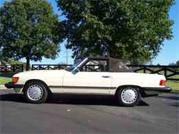 Picture of '89 Mercedes-Benz 560SL Offered by Cloud 9 Classics - M4KP